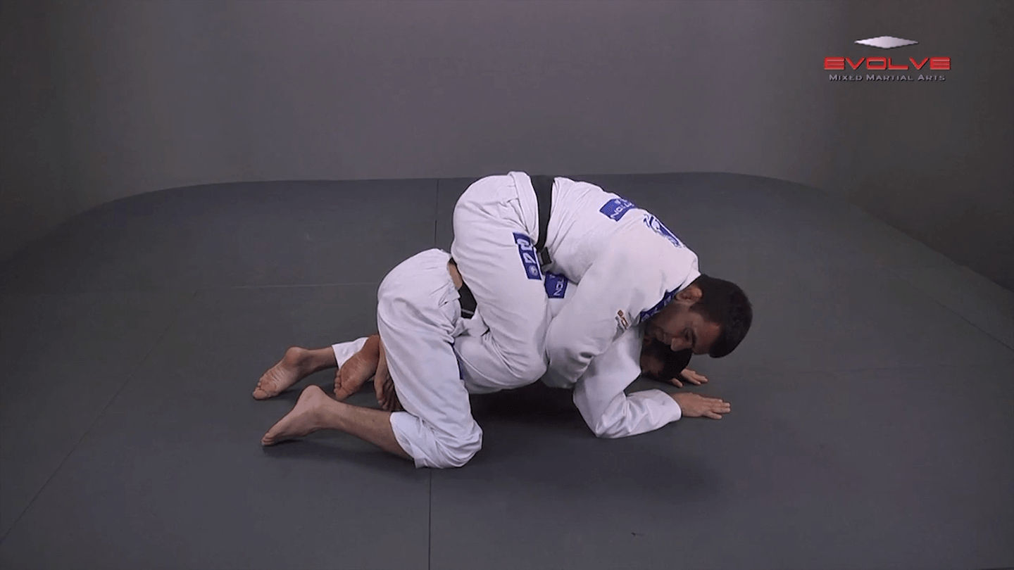Elbow Escape From Side Control – Mount