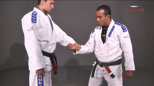 Escape From Single Handed Wrist Grab - Palm Down