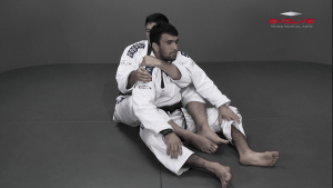 Ezekiel Choke Attack From Back