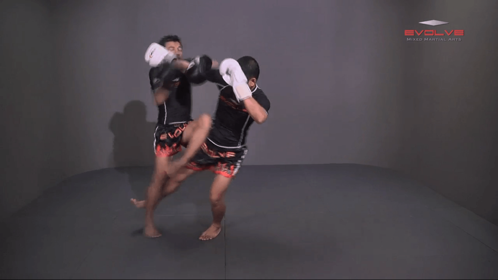 Fake Kick To Footsweep