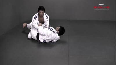 Flow Drill: Omoplata, Side Control, Mount