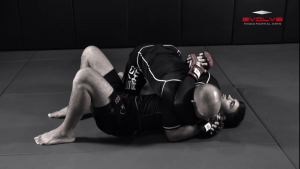 Ground & Pound From Side Control