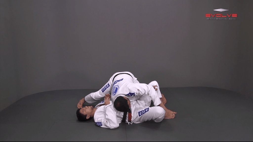 Guard Pass Variation