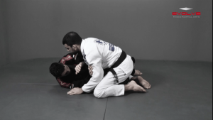 Half Guard Sweep Reverse Half Guard Counter
