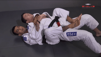 Head Lock Escape To Roll Back