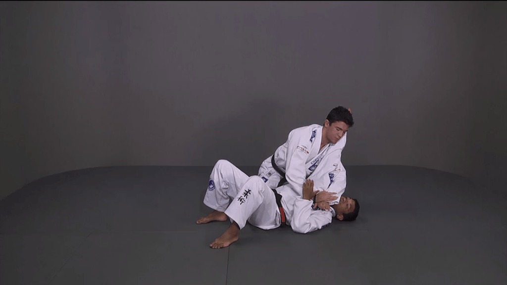 Head Lock Escape To Takedown