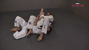 Headlock Escape To Armbar