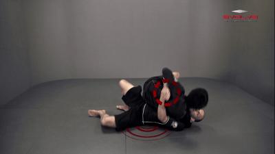 Headlock Roll Through Defense