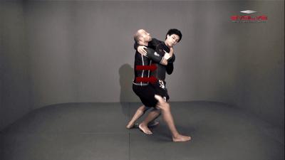 Headlock Standing Defense