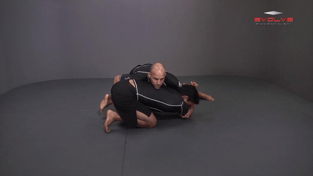 High Crotch Defense Against Basic Takedown