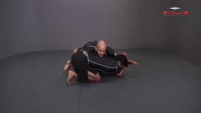 High Crotch Defense Against Basic Takedown