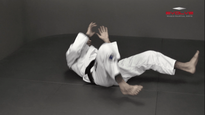 Hip Escape Drill Backward Forward