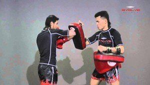 How To Hold Muay Thai Pads