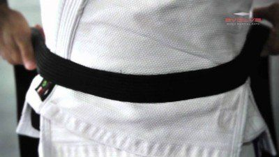 How To Tie Your BJJ Belt