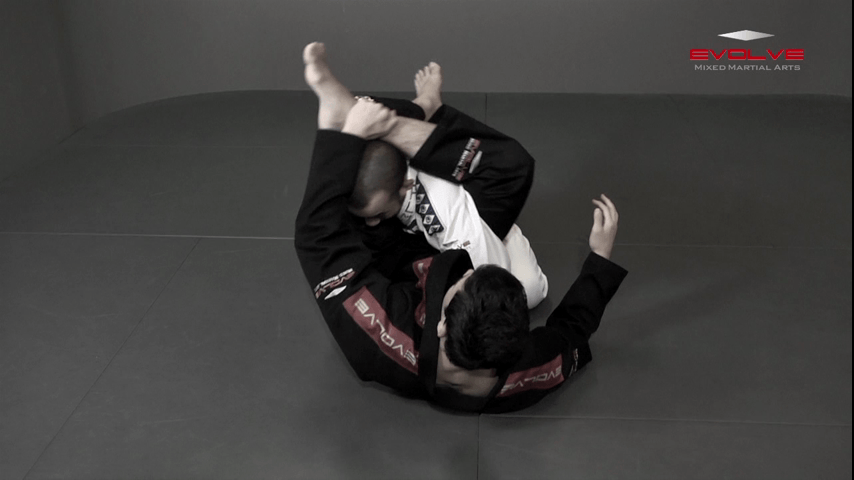 Inverted Triangle Choke