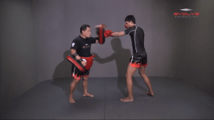 Jab & Elbow Combination