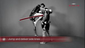 Jump Side Knee