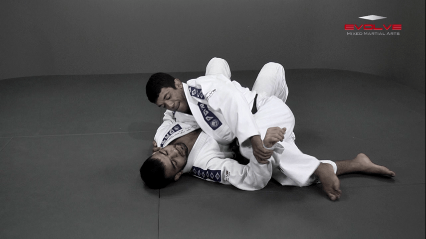Kimura From Side Control