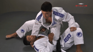 Knee On Belly Position