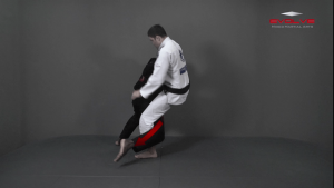 Ankle Pick to Kouchi Gari Takedown