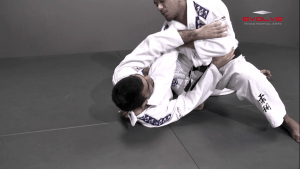Lapel Choke From Side Control Variation