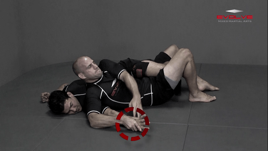 Leg Ride Reversal Defense