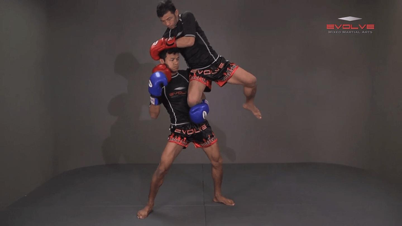 Muangfalek Kiatvichian: Jump to Counter Throw