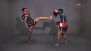 Namsaknoi Yudthagarngamtorn: Push Kick To Opponent's Knee