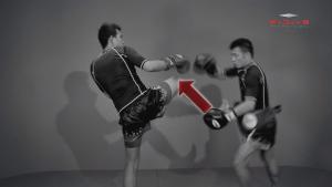 Namsaknoi Yudthagarngamtorn: Right Cross, Back Elbow