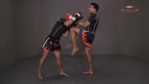 Namsaknoi Yudthagarngamtorn: Sweep And High Kick