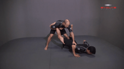 Outside Single Leg To Foot Sweep
