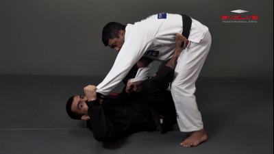 Overhead Sweep From Lasso Guard