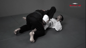 Passing The De La Riva Guard - Lapel Control
