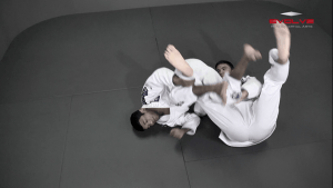 Passing The De La Riva Guard To Back Control
