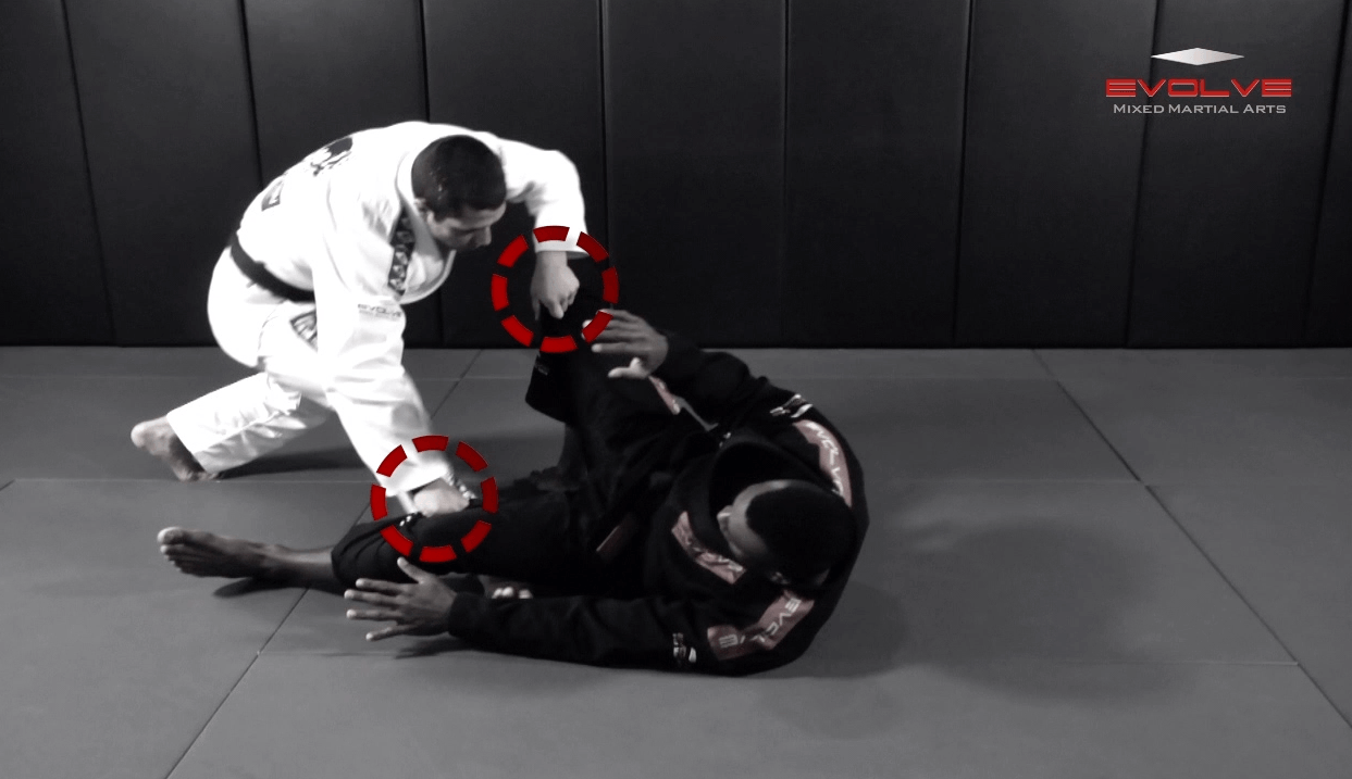 Passing The De La Riva Guard Toreando Variation
