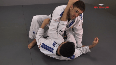 Passing The Guard Underhook