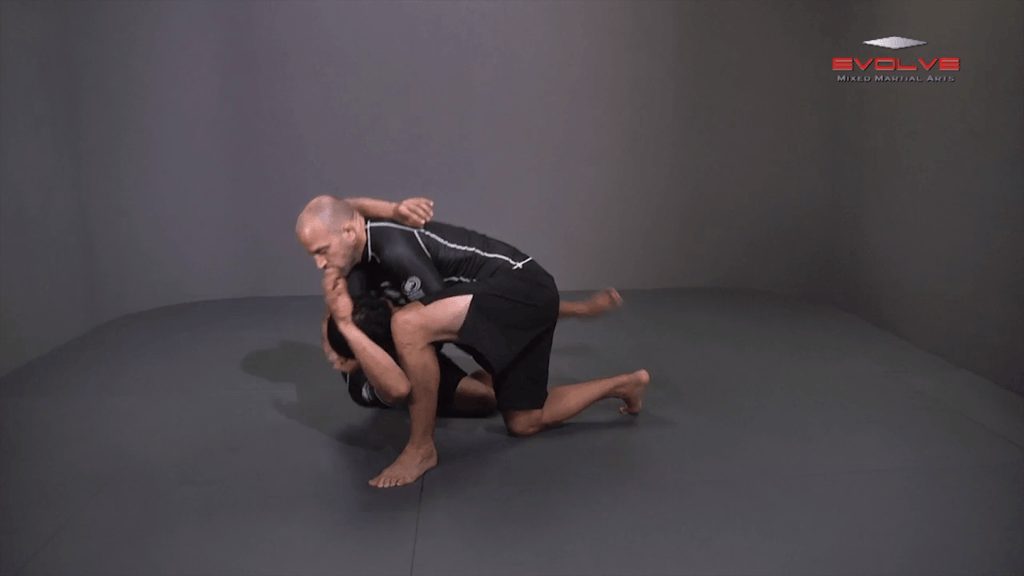 Pinch Headlock To Twist Takedown