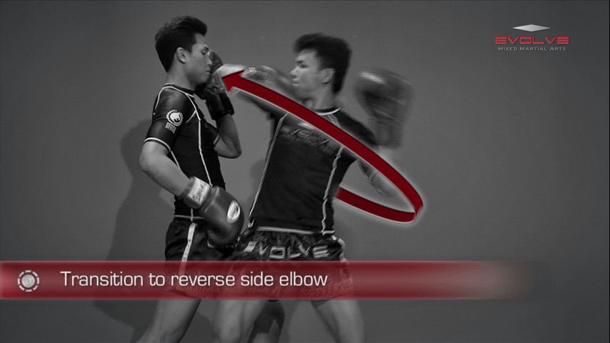 Reverse Side Elbow