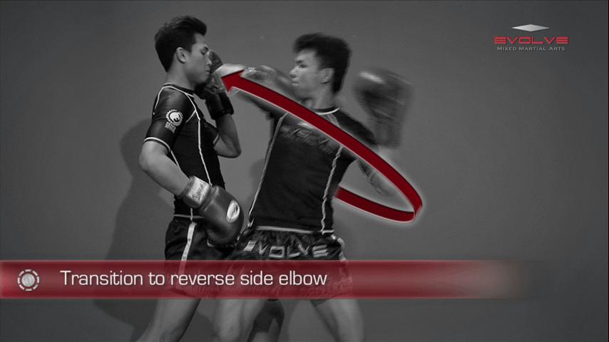 Reverse Side Elbow