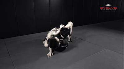 Rubber Guard Arm Bar