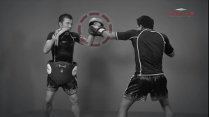 Saenghirun Lookbanyai: Jab, Low Kick, Left Hook