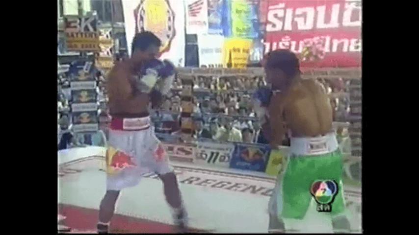 Saenghirun Lookbanyai vs. Jess Maca