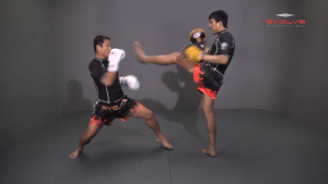 Saknarong Sityodtong: Lean Back, Left Hook