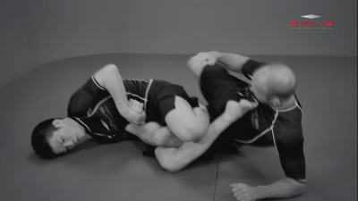 Shinya Aoki: Top Position Leg Lock