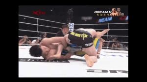 Shinya Aoki vs Joachim Hansen