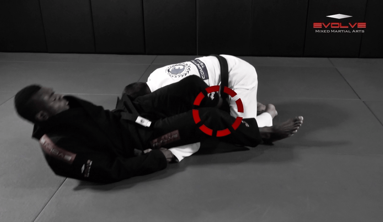 Shoulder Lock Counter