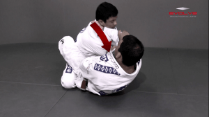 Shoulder Lock From Guard