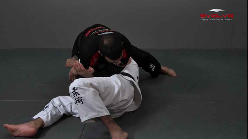 Side Control Transition