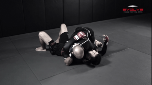 Side Control Trap The Arm