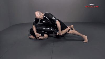 Single Leg Defense Hip Switch To High Leg Over